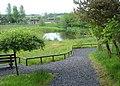 Nature reserve at Kiltymagh - geograph.org.uk - 806993.jpg