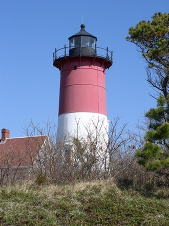 Cape Cod National Seashore - Image: Nauset light cape cod