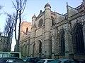 Nef de la cathédrale Sainte-Marie, Auch..jpg