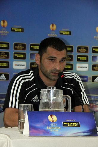 Sumqayit - Image: Neftchi Baku Inter Milan (7)