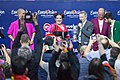 Netta at the Eurovision 2018 - Winner's Press Conference 11.jpg
