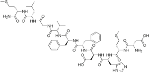 Neurokinin B - Image: Neurokinin B