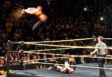 Neville (wrestler) - Wikipedia