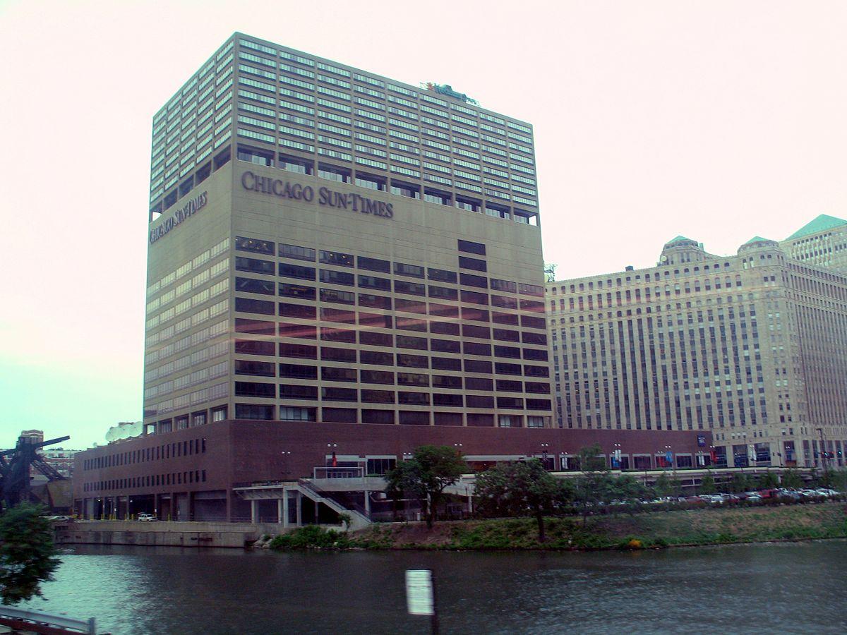 Chicago Sun-Times — Wikipédia