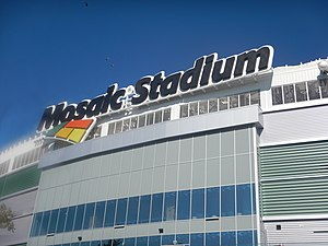 Mosaic Stadium - New Mosaic Stadium Exterior