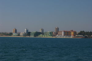 Bulgarian Black Sea Coast - Nesebar