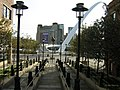 Newcastle upon Tyne and the Baltic - geograph.org.uk - 178364.jpg
