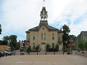 Newmarket Old Town Hall