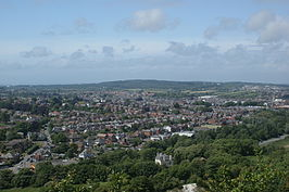 Newport from St George's Down.JPG