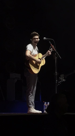Niall Horan Flicker World Tour Ireland 2018