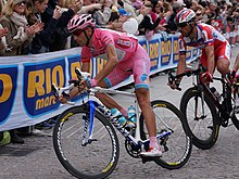 Vincenzo Nibali en route to winning the 2013 Giro d Italia and 2014 Tour de  France. When Contador left the team after ... ae3aeed90