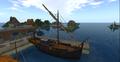 Nice blue merchant ship, Second Life.png