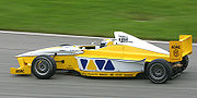 Nico Rosberg Formel BMW(ThKraft)