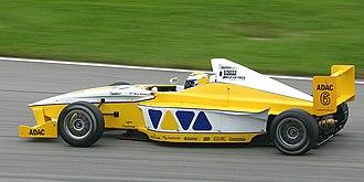 Formula BMW - Nico Rosberg: 2002 FBMW ADAC champion
