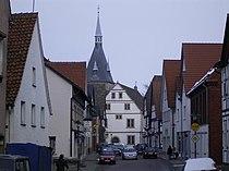 Nieheim Rathaus Kirche.jpg