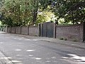 Nijmegen rijksmonument 525504 Groenestraatkerk tuinmuur.JPG