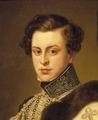 Nils Fredrik Brahe, 1812- 1850. Oljemålning på duk - Skoklosters slott - 47690.tif