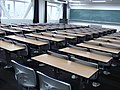 No.209 classroom of Kansai University the 4th building.JPG