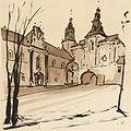 Noakowski Zespol architektury barokowej 1916.jpg
