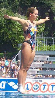 Noemi Batki Italian diver