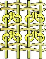 Texturas e tipografia do isl for Tejido persa