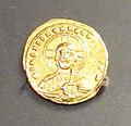 Nomisma histamenon di basilio II e costantino VIII, 976-1025, zecca di costantinopoli.JPG
