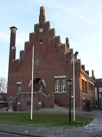 Noordwijkerhout - City hall