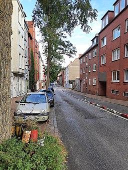Schulstraße in Kiel