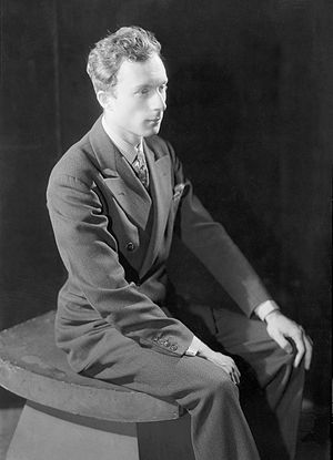 Norman Lloyd - Lloyd with the Federal Theatre Project in 1937