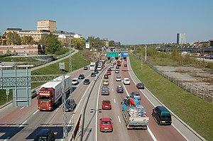 Stockholm Ring Road - Norra länken