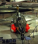 North American X-15A-2, National Museum of the US Air Force, Dayton, Ohio, USA. (46451679082).jpg