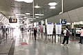 Northbound platform of Zhuxinzhuang Station (20190912131537).jpg