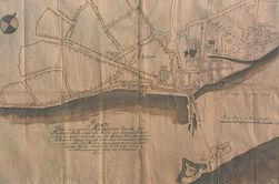 Novi sad map 1745.jpg