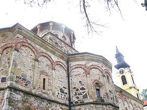 Novo Hopovo monastery - Church in Novo Hopovo monastery