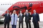 Nueva linea aérea Madrid-Tokio. Madrid, el corazón de España (30350980286).jpg