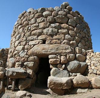 Nuraghe La Prisgiona - The Tower