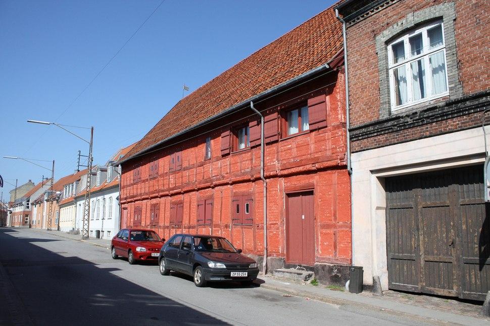 Nykøbing Falster - old building