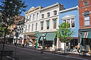 National Register of Historic Places listings in Franklin County, Kentucky - Image: OLD STATEHOUSE HISTORIC DISTRICT
