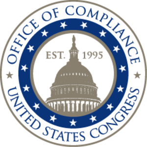 United States Congress Office of Compliance - OOC Logo