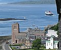 Oban Cathedral from McCaig's Tower Detail.jpg