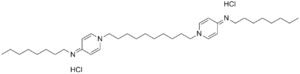 Octenidine dihydrochloride - Image: Octenidine dihydrochloride