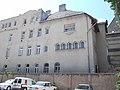 Odd side of the Városligeti fasor's monument building complex ID 8011. - Budapest VII. Városligeti fasor 21. Fasori Lutheran High School Eastern facade.JPG