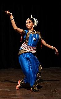 Odissi One of the classical Indian dances, native to Odisha