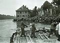 Odplul zadnji dravski splav iz Maribora 1964.jpg