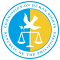 Official Logo of the Commission on Human Rights 2017.png