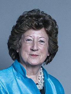 Joyce Anelay, Baroness Anelay of St Johns Schoolteacher, politician