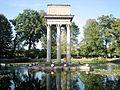 Ogród Strzelecki mauzoleum Józefa Bema w Tarnowie, ul. Piłsudskiego, Słowackiego (-) 2 pavw..JPG