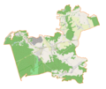 Ogrodzieniec (gmina) location map.png