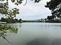Ohori Park near Kangetsubashi Bridge.jpg