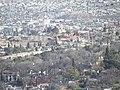 Ojo de Agua, Plaza México y las Tetillas, Desde el mirador del Cristo de las Galeras, Saltillo Coahuila - panoramio.jpg